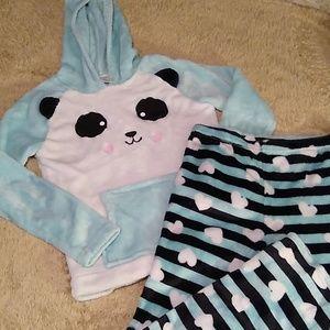 Arizona Girls Pajama Set - Size 14/Large